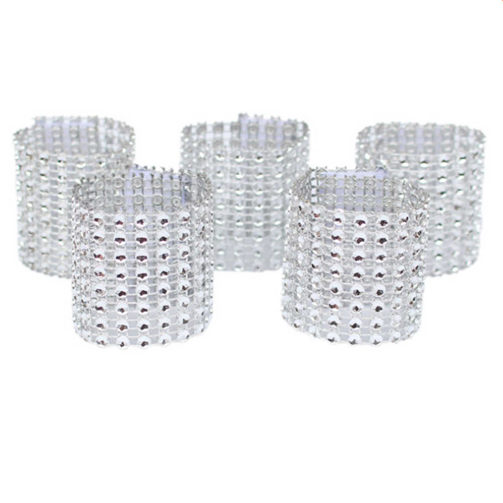 10pcs Lot Wedding Napkin Holders