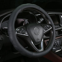 Car Steering Wheels Cover Genuine Leather Accessories For Chevrolet Astro Avalanche Aveo Beretta C K Series
