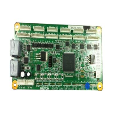 Original Mutoh VJ-1204 / VJ-1304 / VJ-1304W / VJ-1604 / VJ-1614 Heather Junction Board--DG-40135 телевизоры led в vj bkfr