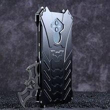 Per Huawei P40 Pro honor 30 V30 Pro nova 6 7 se Pro mate 30 custodia in alluminio metallo Batman armatura protettiva antiurto