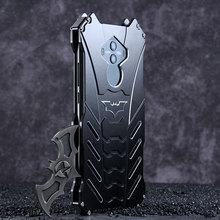 Voor Huawei Mate 30 Pro 5G Nova 5i 6 7 Se P40 P30 Case Armor Heavy Stof Batman Aluminium metalen Bescherm Telefoon Cover