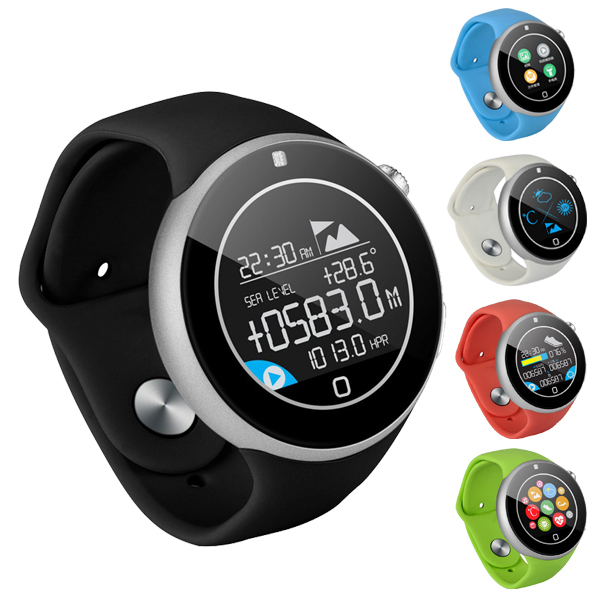 Bluetooth Smart watch C5 Waterproof IP67 Heart Rate Monitor Sport Pedometer SIM Card MT2502C Smartwatch for IOS Android