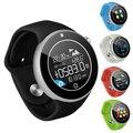 Bluetooth smart watch c5 mt2502c ip67 à prova d' água esporte monitor de freqüência cardíaca pedômetro cartão sim smartwatch para android ios