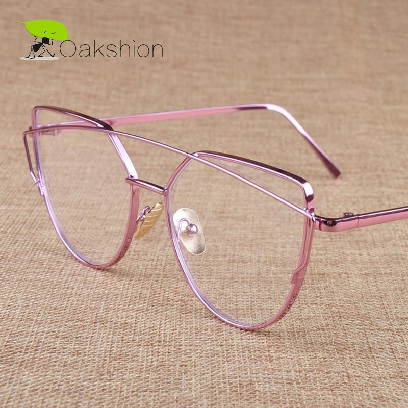 2018 New Fashion Cat eye Sunglasses Women Brand Designer Mirrored ...