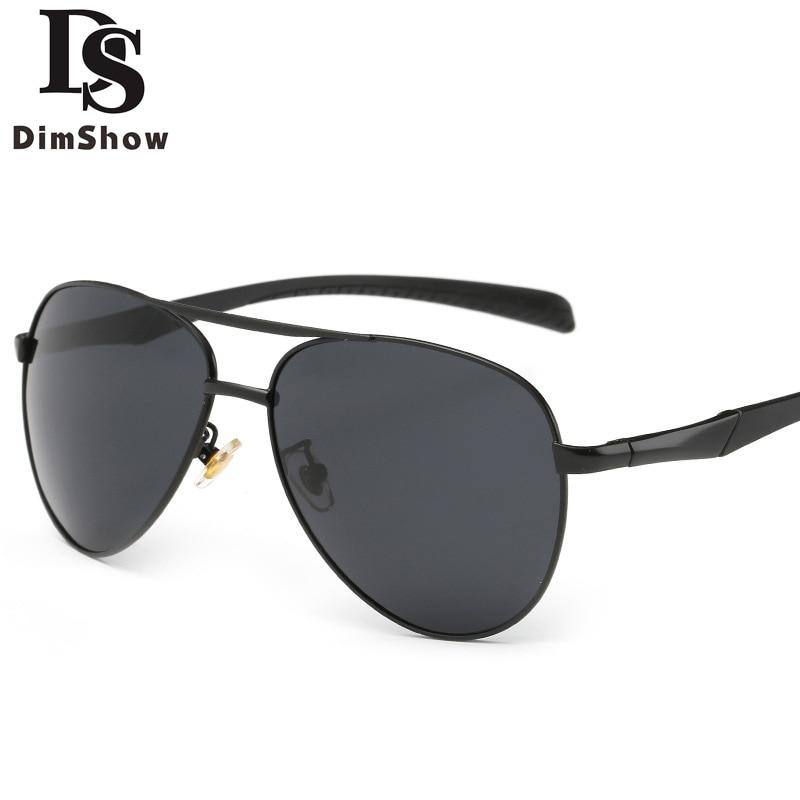 07939bf7dc3 Dimshow Best Pilot Glasses Polarized Aviation Sunglasses Men Women High  Quality Alloy Frame Polaroid Lenses Rubber