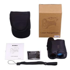 Image 5 - Telémetro láser de 1500M, telémetro Digital para caza, Golf, telémetro láser, medidor de distancia, medidor, equipo profesional