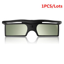 Bluetooth 3D Shutter Active TV Glasses for Samsung Panasonic Sony 3D TV Universal TV 3D Glasses(China)