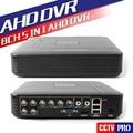 5 EM 1 CCTV 8CH 1080N CVI TVI AHD DVR 8 Canais 960 P 720 P Digital Video Recorder Suporte Multi linguagem gravador