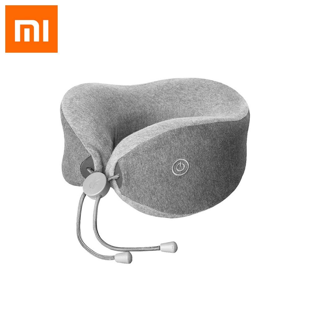 Xiaomi Mijia LF LERAVAN Multi-function U-shaped Massage Neck Massage Pillow Neck Relax Muscle Therapy Massager Sleep Pillow
