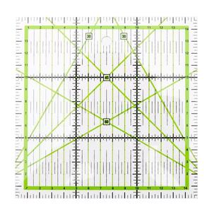 Square Patchwork Feet Tailor Y