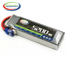 Battery Lipo 3S 11.1V 5200mAh 25C For RC Quadcopter Car Airplane Drone Helicopter Boat Truck Remote Control Toys Lipo Battery