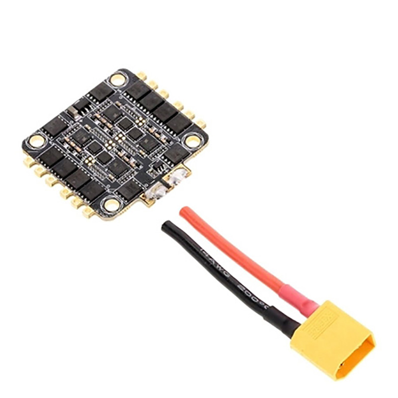 2018 New Remote Control Parts Toys 2 - 6S 4-In-1 35A BLHeli - S DShot600 Brushless ESC sunrise model cicada blheli s 4 in 1 10a brushless esc