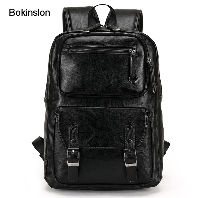 Bokinslon Brand Backpack Woman College Wind Casual Backpack Girl Fashion Popular  Backpacks Women s Bags 1d1c55d657