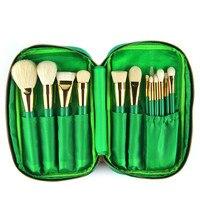 15PCS Traveling Makeup Cosmetic Makeup Brush Brushes Set Foundation Powder Eyeshadow Professional Makeup Beauty Natural Makeup