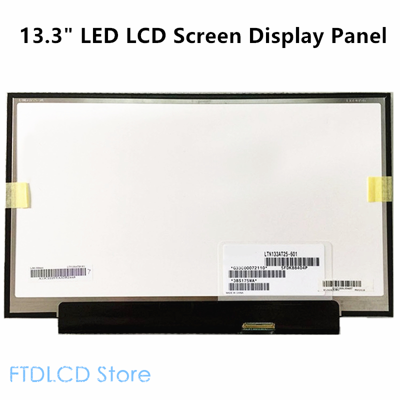 FTDLCD 13.3 LED LCD Screen Laptop Display Panel For Toshiba Z935 Z830 Z835 40Pin (No touch function)FTDLCD 13.3 LED LCD Screen Laptop Display Panel For Toshiba Z935 Z830 Z835 40Pin (No touch function)
