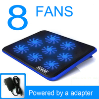 ICE MASTER F8 Notebook Cooling Pad Radiator Cooler 14 15 6 Inch Laptop Notebook 2014 Summer