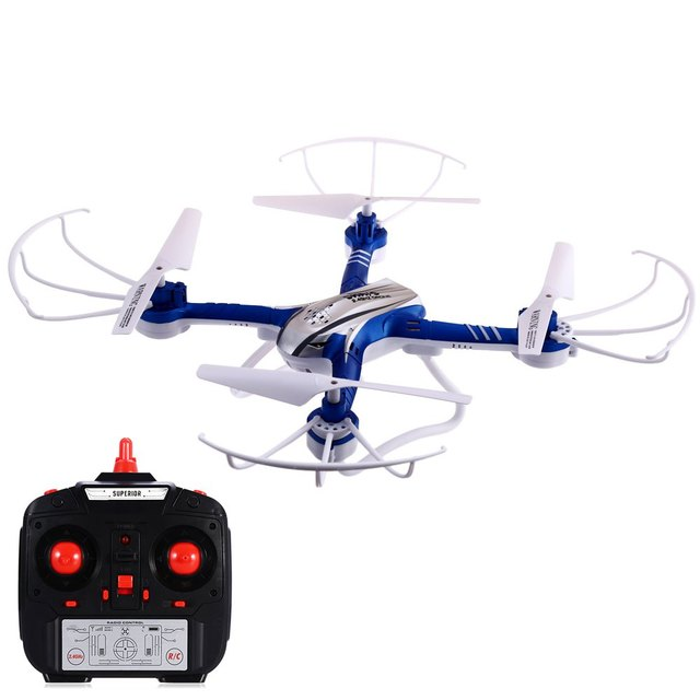 SKYRC D20 HOT Sale RC Drone with 2.4GHz 4 Channel 6 Axis Gyro Quadcopter 3D Rollover RTF Version Professional Helicopter