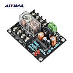 Защитная плата AIYIMA для динамика 2,0 Omron, защитная плата для реле, 12-18 в переменного тока, портативная Защитная плата для аудио динамика
