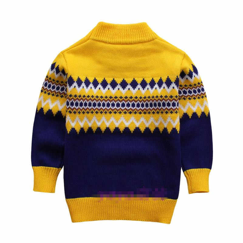 f8ce4f08a84e Detail Feedback Questions about Knitted Sweater for boys Autumn ...