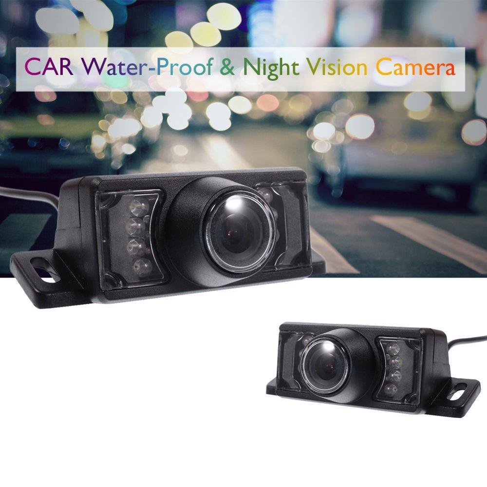 Wide Viewing Angle Waterproof Reversing Backup Camera IR Infrared Car Rear View Camera New Arrival Night Vision Parking Car Rear