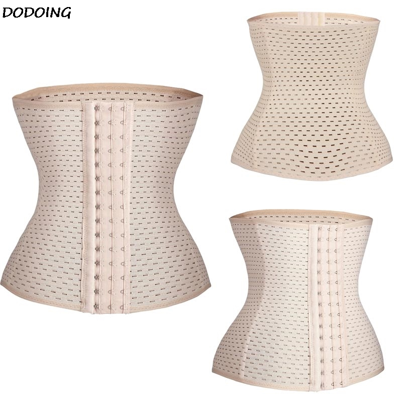 Hot  Women Bodyhshaper Female for Weight Loss Slimming Underbust Waist Trainer Corset  Comfortable and Breathable