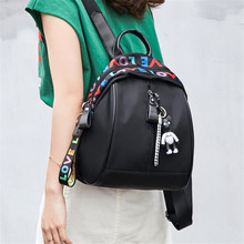 Ins Super Fire Backpack Female Korean Version Of The Wild Oxford Cloth Small MiNi Canvas bag Package 2019 New Wave