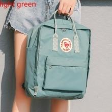 Luxury Fashion backpack for Teenage Girls Children Waterproof School Book Bag Brand