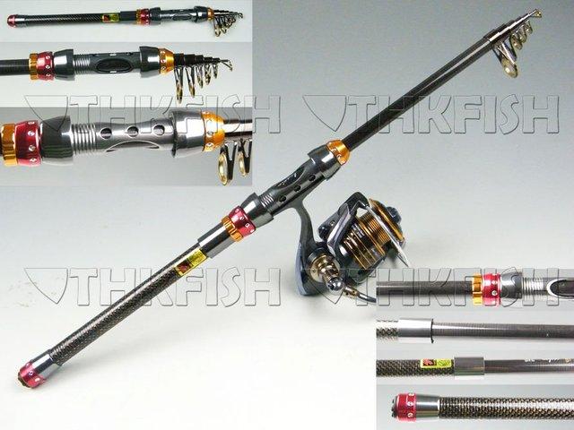 TOP Quality 270CM Protable telescope Mini Pen Fishing Rod Rods Spinning Fishing Rod Pole
