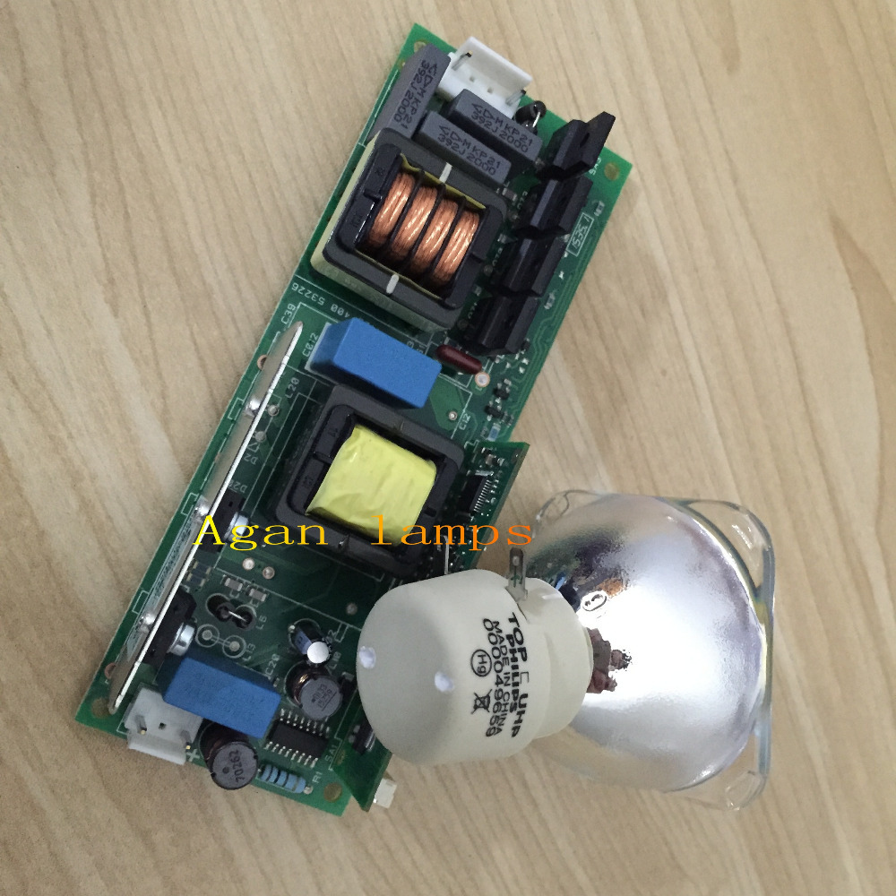 power supply ballast +FOR  Original LAMP FOR 200W Lamp MSD Platinum 5R For Sharpy Moving head beam light bulb stage light new original 70 8cg73gr01 projector ballast board fit for infocus 5534 5532 or msd platinum 16r moving head lamp ballast