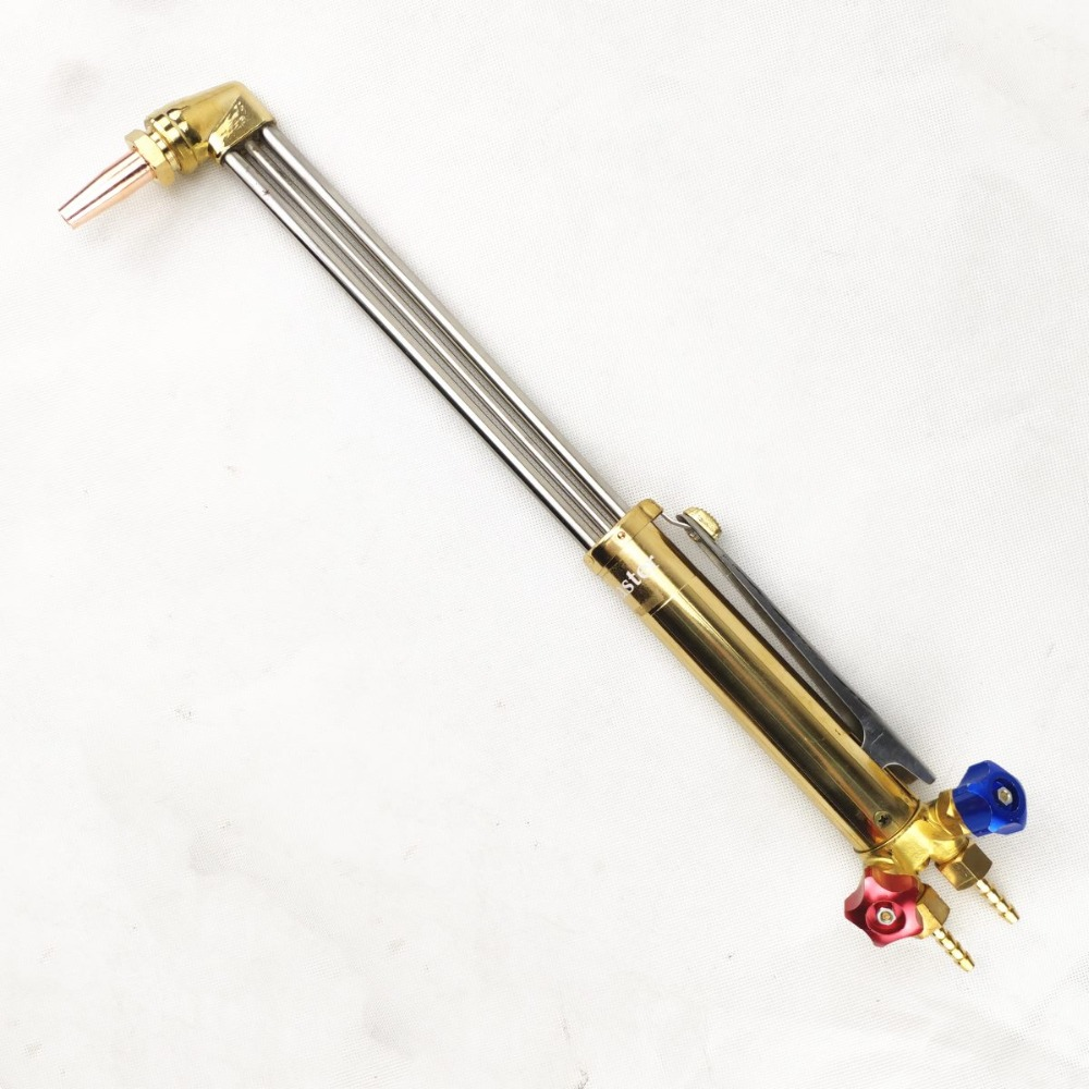 Gas Cutting Torch European Style Compatible With ANE/ANME PNE/PNME Cutting Tips NM250 Cutter