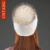Double Deck de Malha de Lã Com Chapéus de Cristal Fêmea Grande Guaxinim Reais Gorro de pele Pompons Chapéu Gorros Moda Inverno Quente Para As Mulheres