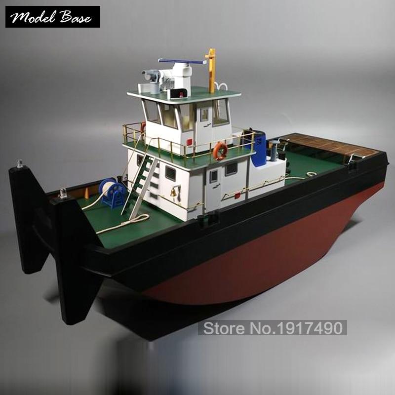 Wooden Ship Models Kits Educational Toy Model-Ship-Assembly Wooden 3d Laser Cut DIY 1/35 Pushing Springer Tug Suite 2015 Models romanian educational models in philosophy