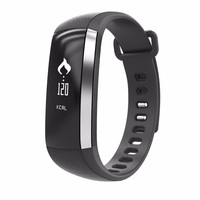 M2 Blood Pressure Smart Band Fitness Smartband Meter Sports Monitor Cardiaco Silicone Wrist Watch Pulse for