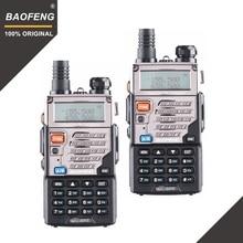 2PCS BaoFeng UV 5RE ווקי טוקי Dual Band שתי דרך רדיו Pofung נייד רדיו חם משדר UV 5R ציד רדיו ווקי טוקי