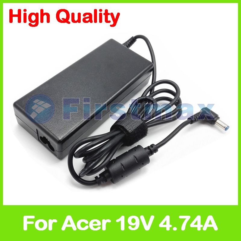 19V 4.74A 90W laptop charger ac power adapter for Acer Aspire 5593 5594 5596 5600 5601 5 ...