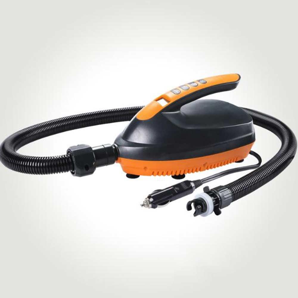 2019 New Design Portable SUP MAX 16 PSI Car Inflatable Pump DC 12V Car Electric Air