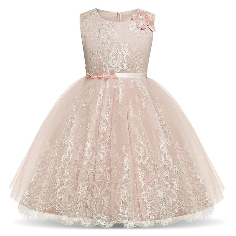 1092f89fb Cheap Nueva Marca chica Floral vestido para bebé niños bebé niña vestidos  de fiesta niña cumpleaños