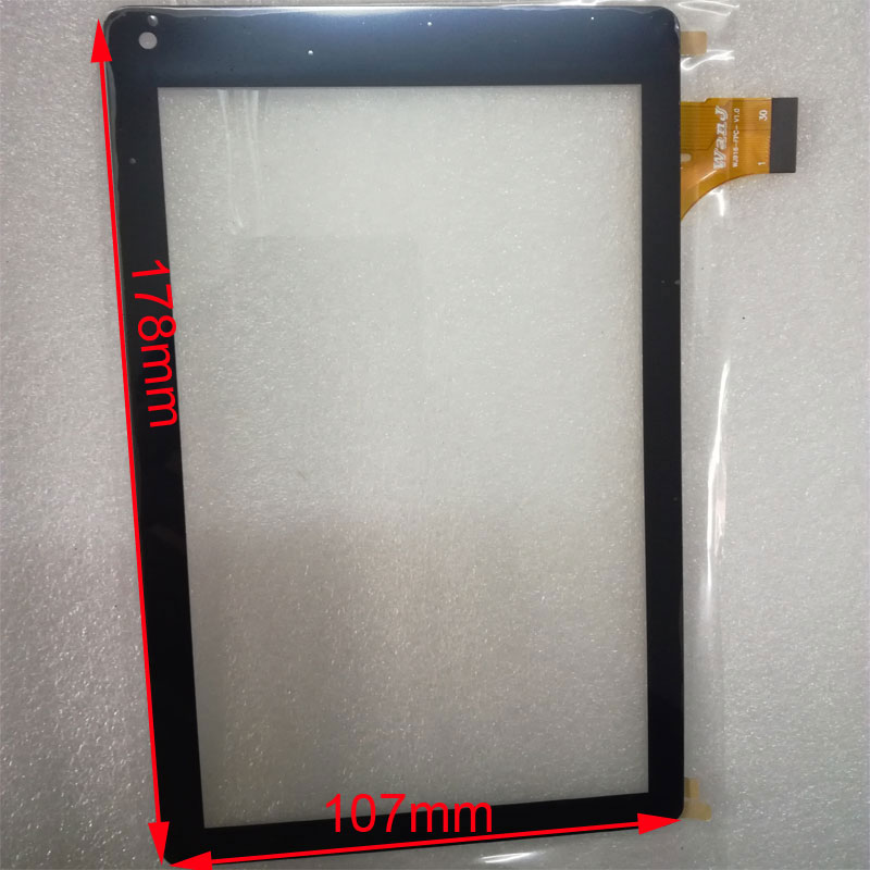 "REPLACEMENT Front Touch Screen Glass Digitizer for RCA RCT6272W23 7/"" Tablet PC"