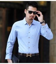 Floral New Model Shirts Casual Blouse Men Short-sleeved Hawaiian Shirt fashion Gray Blue Purple