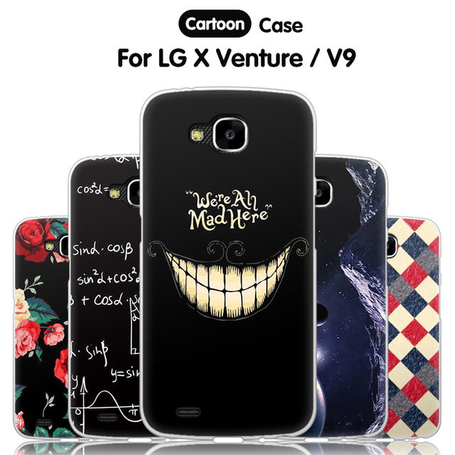 check out baf50 c816a US $1.14 9% OFF|JURCHEN Luxury Silicone Phone Case For LG X Venture H700 X  Calibur For LG V9 Case Soft TPU Back Cover For LG X Venture V9 Case-in ...
