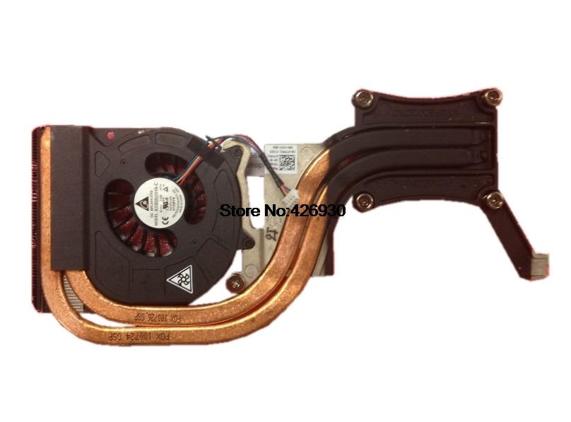 Laptop Heatsink/&Fan for DELL Latitude E6420 P15G MF60120V1-C070-G99 DC5V 0.23A 0FVJ0D FVJ0D
