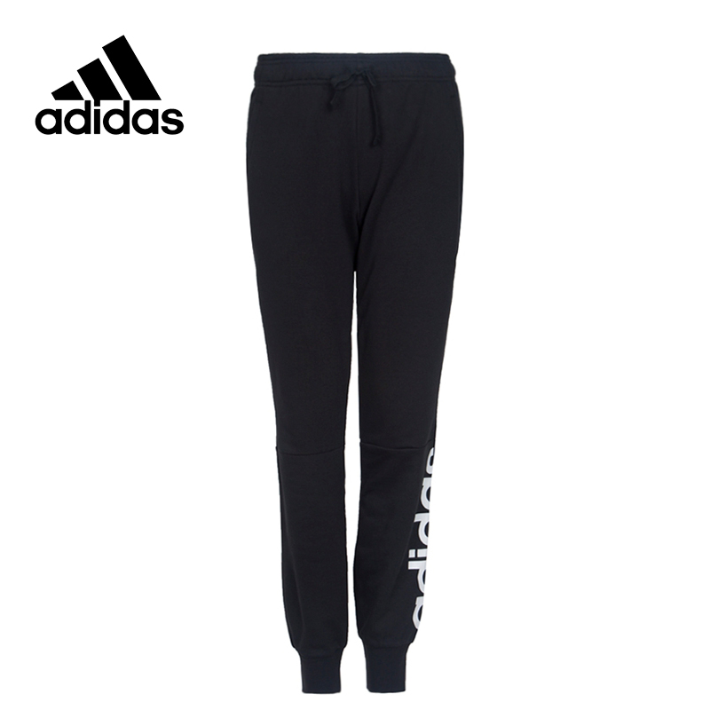 Original New Arrival Official Adidas ESS LIN PANT Women's Pants Sportswear S97154/BR2531 брюки спортивные женские adidas ess solid pant цвет серый s97160 размер l 48 50
