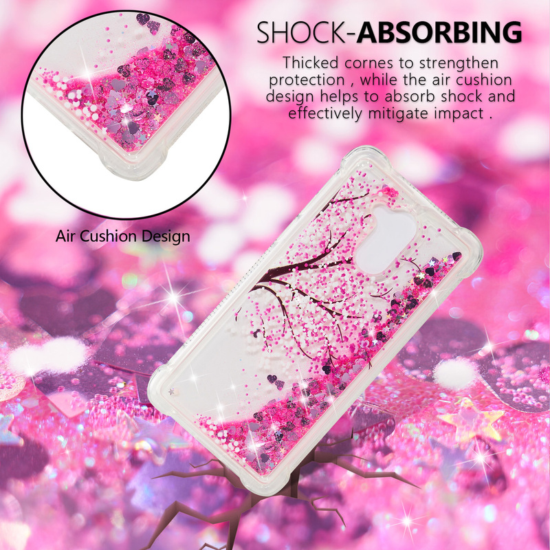 Cellphones & Telecommunications Huawei Honor 6c Glitter Cover P9 Lite Smart Case Nova Smart Bling Dynamic Liquid Quicksand Soft Tpu Back Cases Dig-l21hn Dig-l21 Phone Bags & Cases