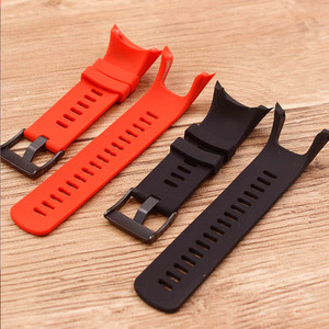 Image 4 - Watch Accessories For Suunto Spartan Trainer Wrist HR Parkour Series Universal Strap For Suunto 5 Mens Strap