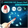 Jakcom n2 elegante del clavo nuevo producto de relojes inteligentes como banda de reloj gps inteligente corriendo para iphon 5S