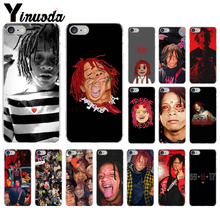 Yinuoda Trippie Redd TPU Transparent Phone Case Cover Shell for iPhone 8 7 6 6S Plus 5 5S SE XR X XS MAX Coque