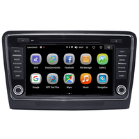 Android 8.0 Car DVD multimedia Player 4GB/32GB 2 Din Bluetooth WiFi Car Radio Stereo GPS Navigation for Skoda superb 2009 2013