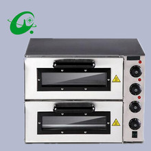 16inch Commercial pizza oven electric double pizza ovens