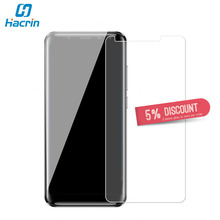 Oukitel C8 Tempered Glass 9H 0.33MM Ultra Slim Clear front Screen Protector for Oukitel C8 2GB RAM 5.5inch
