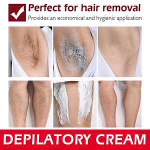 Image 4 - VIBRANT GLAMOUR Fast Hair Removal Cream Painless Depilatory mild Removal Armpit Legs  Hair Body Care for men and women 30g